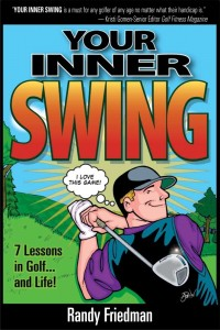 Your Inner Swing - 7 lessons in golf & life BOOK